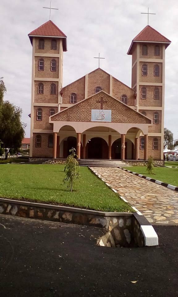 Seminário Maior São Paulo completa 25 anos em Uganda.